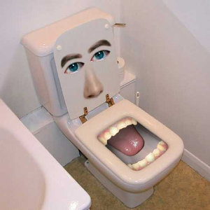 Limbaugh, The Talking Toilet